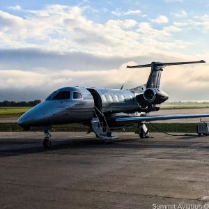 Instagram is back online so here's a picture of our phenom  #Embraer #phenom300 #embraerstories #flyingisawesome #privatejet #flying #bizav #instaplane #instagramaviation #Aviation #airplanes #aircraftsales