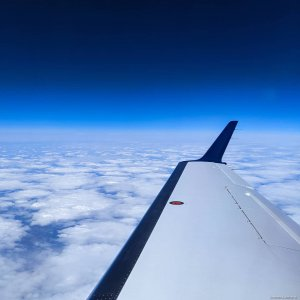 Don't you wish you were up here with us?  #Embraer #phenom300 #embraerstories #flyingisawesome #privatejet #flying #bizav #instaplane #instagramaviation #Aviation #airplanes #aircraftsales #flying #winglet #pilotlife #piloteyes