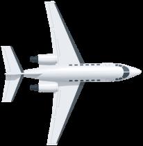 plane animation